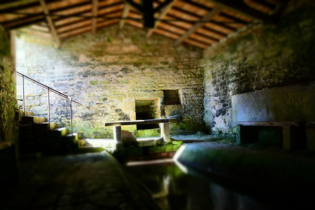 Photo du lavoir de Saint-Martin